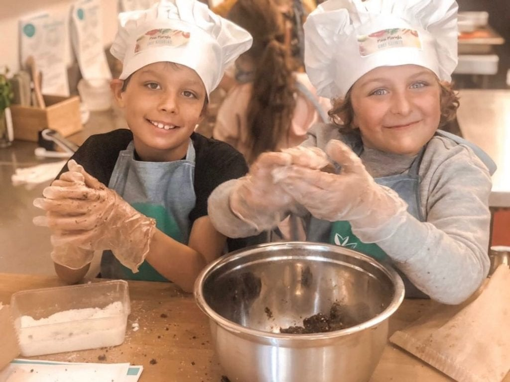 Kids Cooking Classes - Meraki Produce Albury